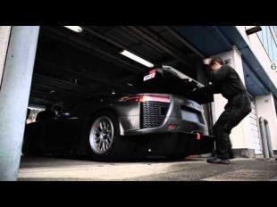 Vidéo Toyota GT 86 au Nürburgring : séance de mise au point - Essai