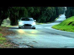 Vidéo Tesla Model X révélé - Essai