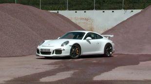 Essai : Porsche 911 GT3 (991)