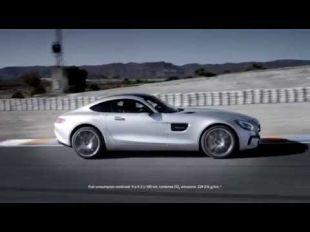 Mercedes-AMG GT - Trailer
