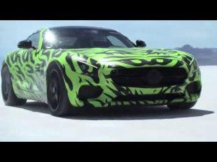 Mercedes-AMG GT dévoilée