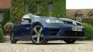 Essai : Volkswagen Golf VII R
