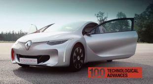 Renault Eolab, une vitrine de Renault innovation pour l'environnement