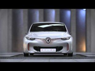 Vidéo Renault Eolab, une vitrine de Renault innovation pour l'environnement - Essai