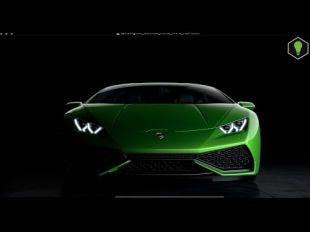 Vidéo Lamborghini Huracan GT3 sur la piste - Essai