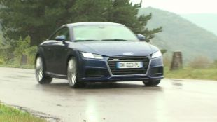 Essai : Audi TT (8S) 2.0 TFSI Coupé