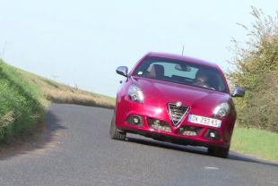 Essai : Alfa Romeo Giulietta QV 240 ch