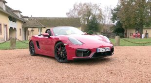 Essai : Porsche Boxster GTS