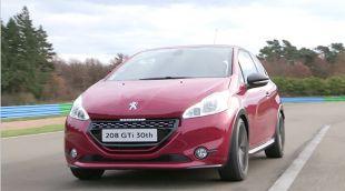 Essai : Peugeot 208 GTI 30th