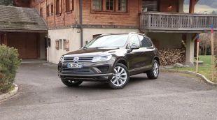 Essai : Volkswagen Touareg restylé