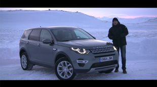 Essai : Land Rover Discovery Sport