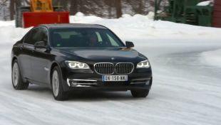Essai : BMW 740d xDrive 313ch