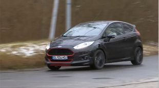 Essai : Ford Fiesta Black