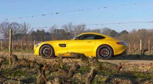 Essai : Mercedes AMG GT S