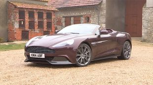 Essai : Aston Martin Vanquish Volante