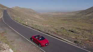 Essai : Audi TT Roadster 2.0 TFSI
