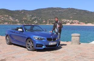 Essai : BMW M235i Cabriolet