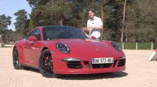 Essai : Porsche 911 (991) Carrera 4 GTS