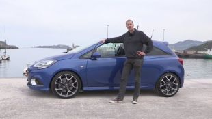 Essai : Opel Corsa OPC 2015