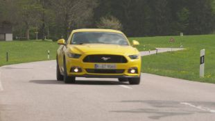Ford Mustang GT V8 Fastback