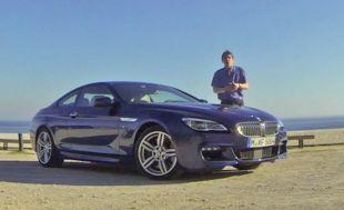 Essai : BMW 650i Coupé