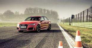 Essai : Audi RS3 367ch