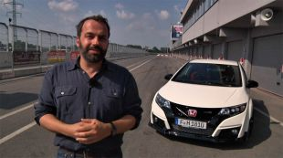 Essai : Honda Civic IX Type R