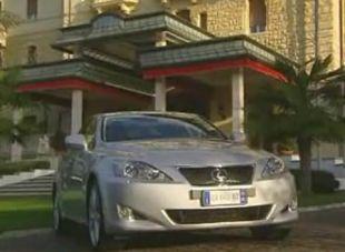 Essai : Lexus IS 250