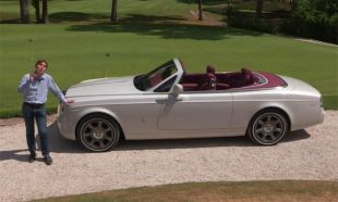 Essai : Rolls-Royce Phantom Drophead Coupé