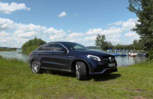 Essai : Mercedes-AMG GLE 63S Coupé
