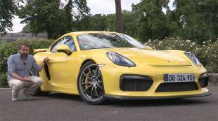 Essai : Porsche Cayman GT4