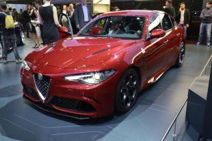 Salon : Alfa Romeo Giulia