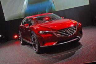 Salon : Mazda Koeru concept