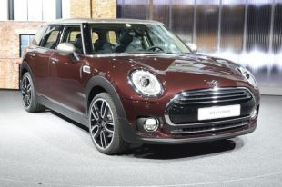 Salon : Mini Clubman 2015