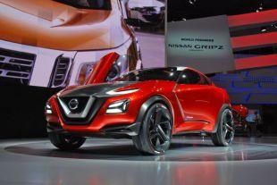 Salon : Nissan Gripz concept