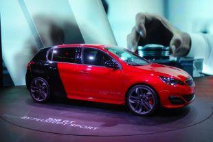 Salon : Peugeot 308 GTI