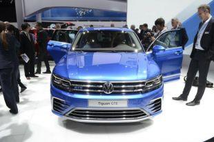 Salon : Volkswagen Tiguan II