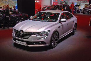 Salon : Renault Talisman