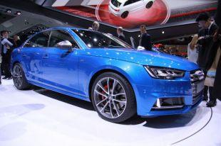 Salon : Audi A4 (B9)