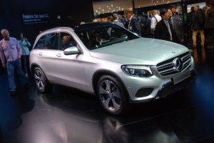 Salon : Mercedes GLC
