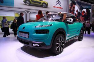 Salon : Citroën Cactus M concept