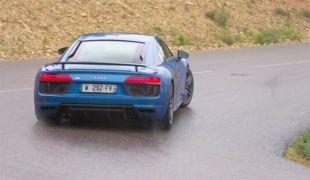 Essai : Audi R8 V10 Plus (II)