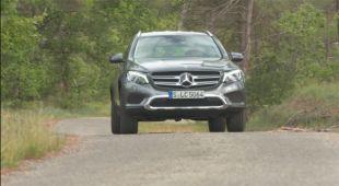 Essai : Mercedes GLC 220d