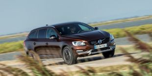 Essai : Volvo V60 Cross Country D5