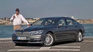 BMW 750Li sDrive