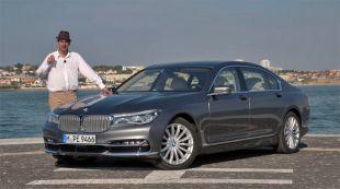 Essai : BMW 750Li sDrive