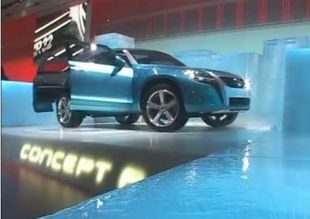 Salon : Volkswagen Concept A