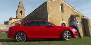 Essai : Audi A4 (B9) 2015