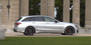 Essai : Mercedes C63 AMG S Break