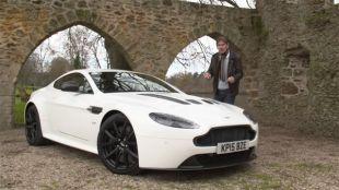 Essai : Aston Martin V12 Vantage S